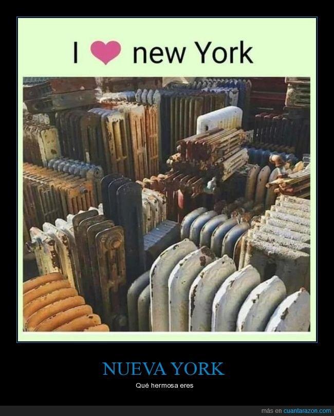 nueva york,radiadores,wtf