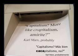 Enlace a Una cita olvidada de Karl Marx