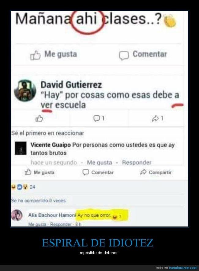 facebook,fails,ortografía
