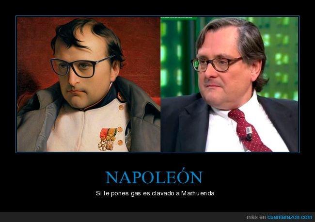 gafas,marhuenda,napoleón,parecidos