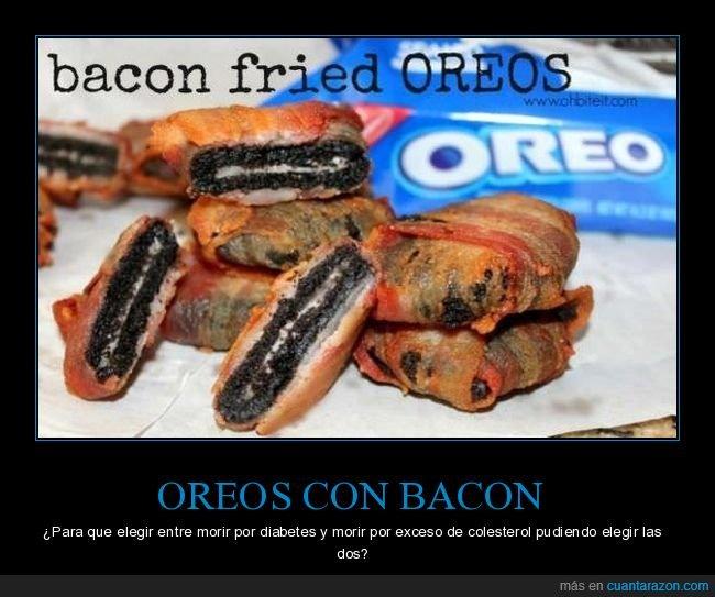 bacon,oreo,wtf