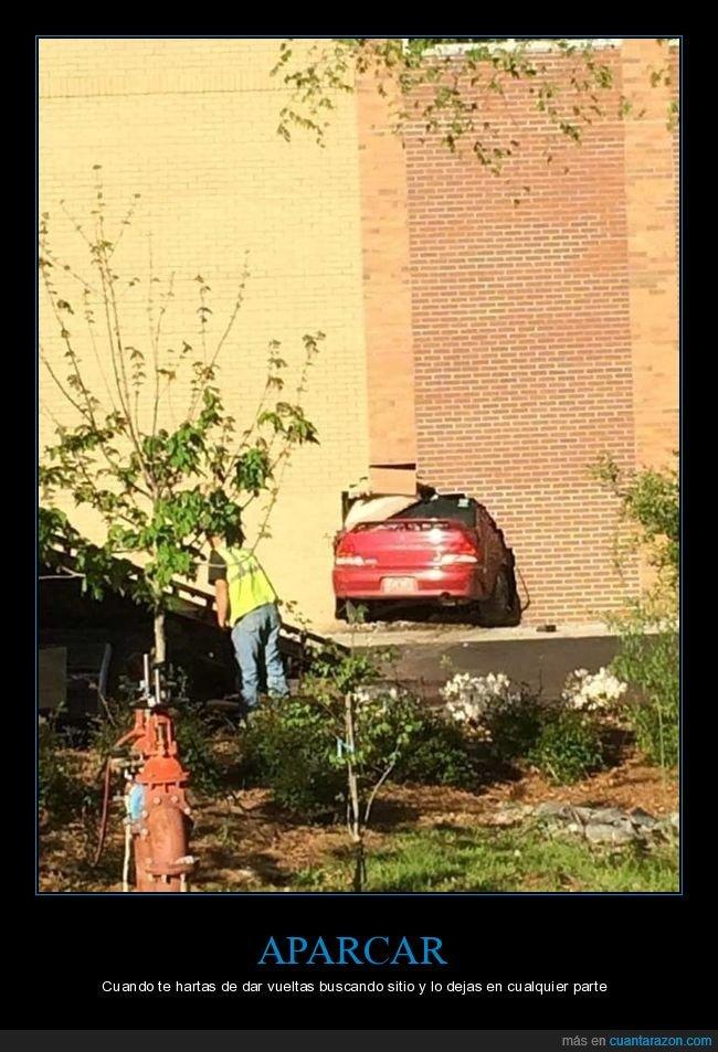 coche,fails,muro
