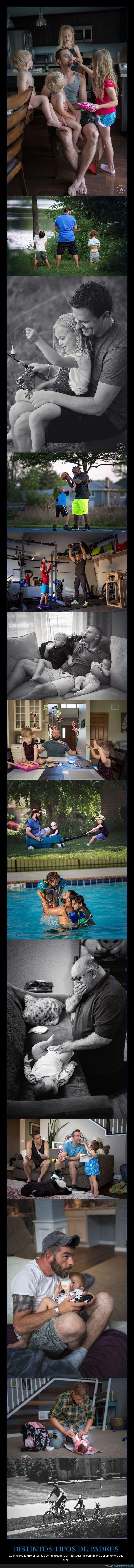 hijos,padres,tipos