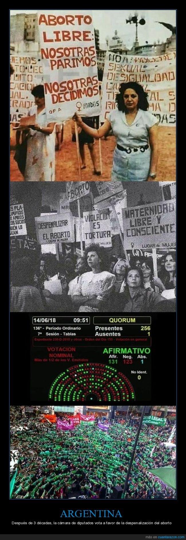 aborto,argentina,despenalización