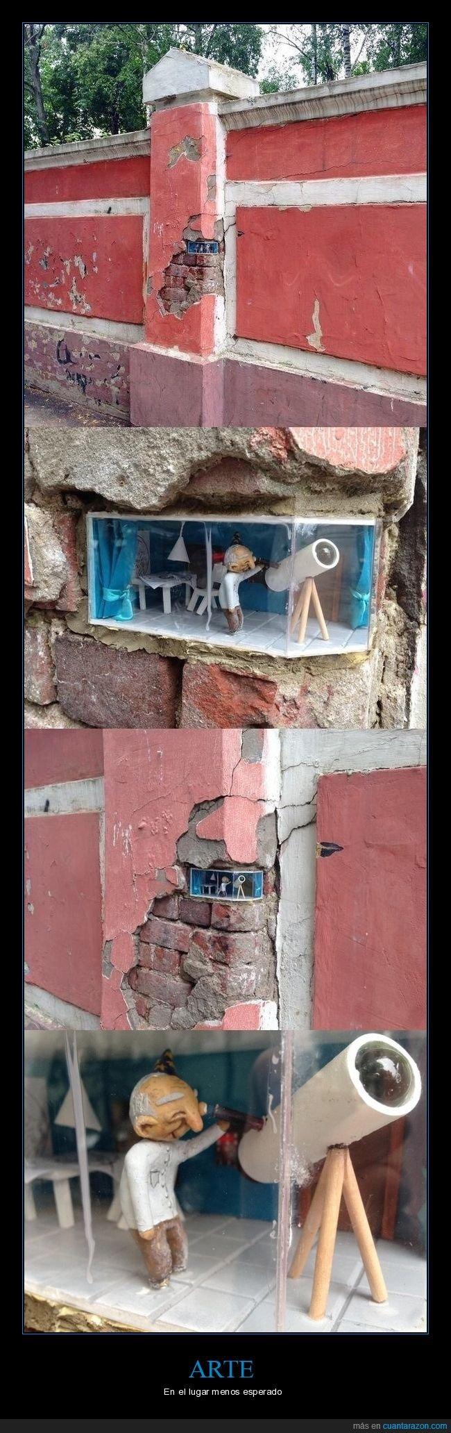 arte,ladrillos,wtf