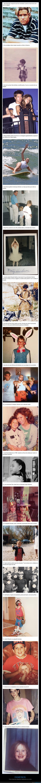 famosos,fotos,retro