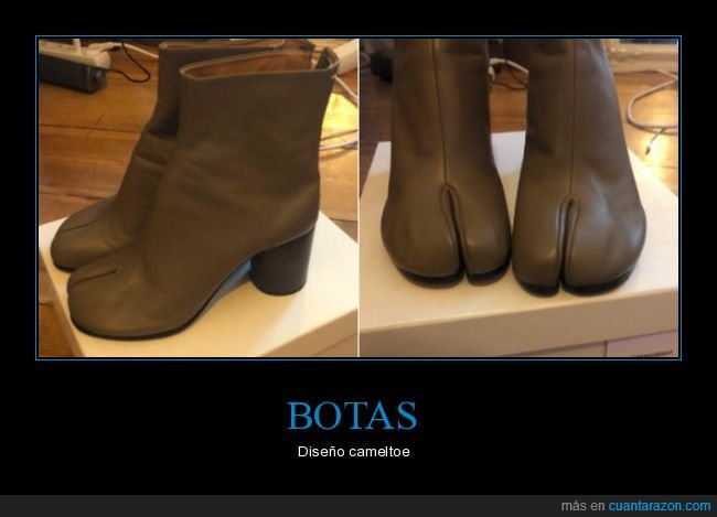 botas,cameltoe,wtf