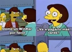 Enlace a Así funciona WinRar