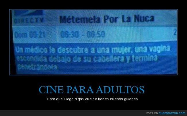 cine para adultos,nuca,wtf