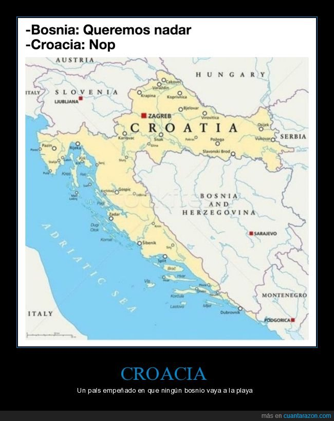 bosnia,croacia,mapa,mar,nadar,playa