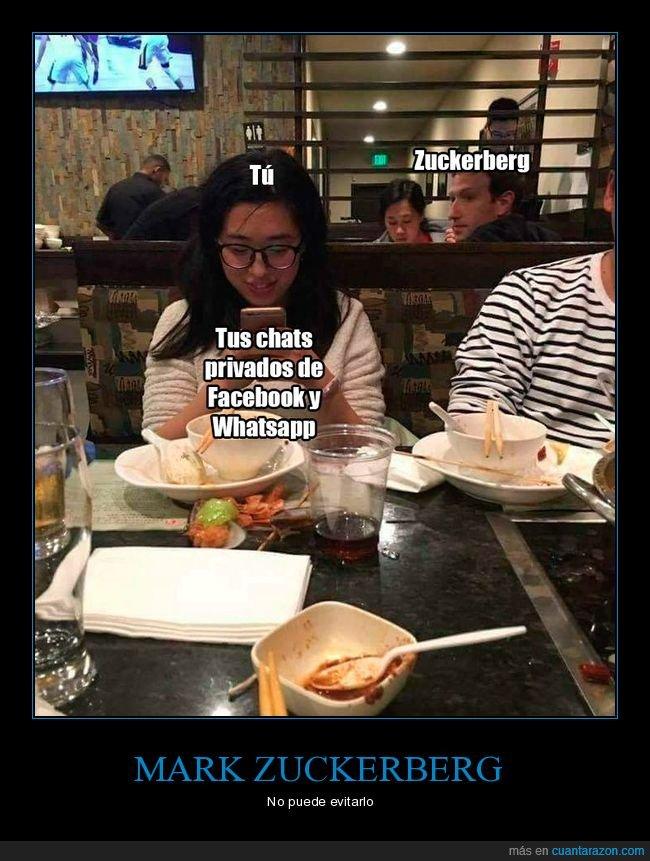 espiando,mark zuckerberg,móvil