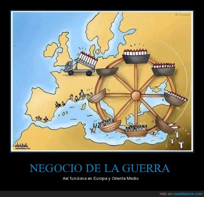 armas,europa,oriente medio,refugiados