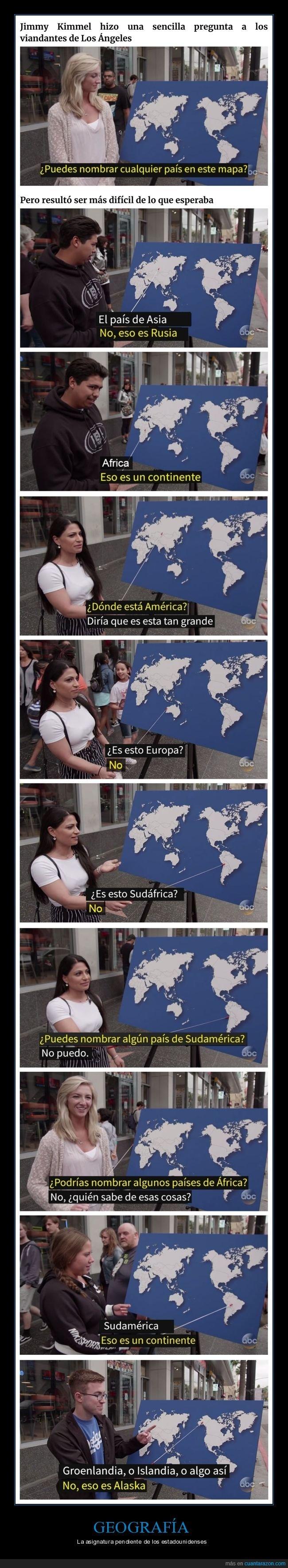 estadounidenses,fails,geografía,países