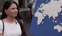Enlace a Jimmy Kimmel hizo una pregunta muy simple de geografía, y aún así estas personas la fallaron