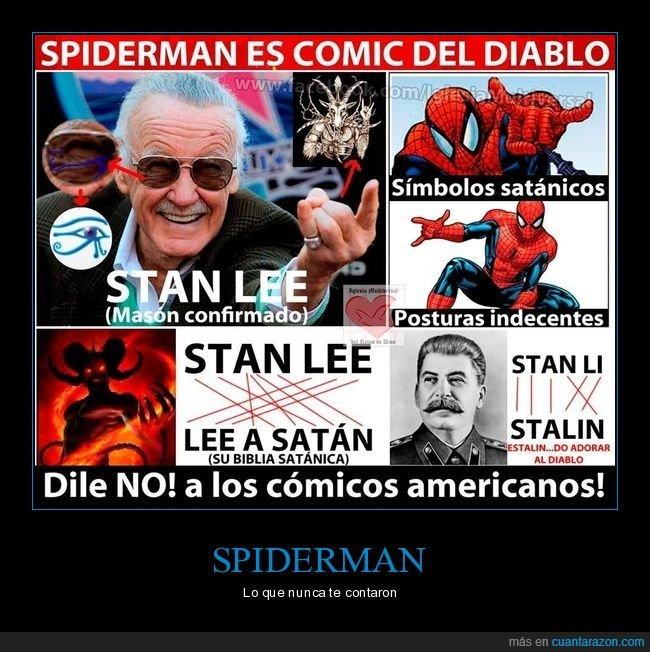 absurdo,diablo,spiderman