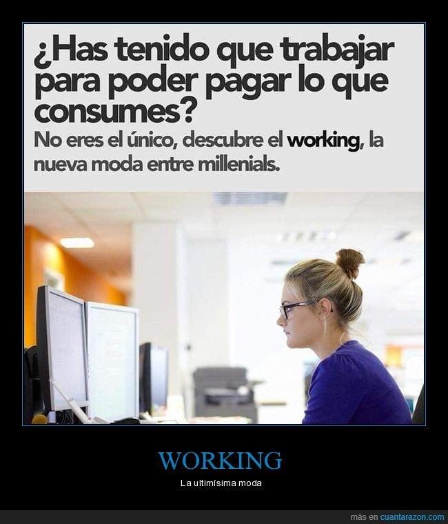 absurdo,consumir,pagar,trabajar,working