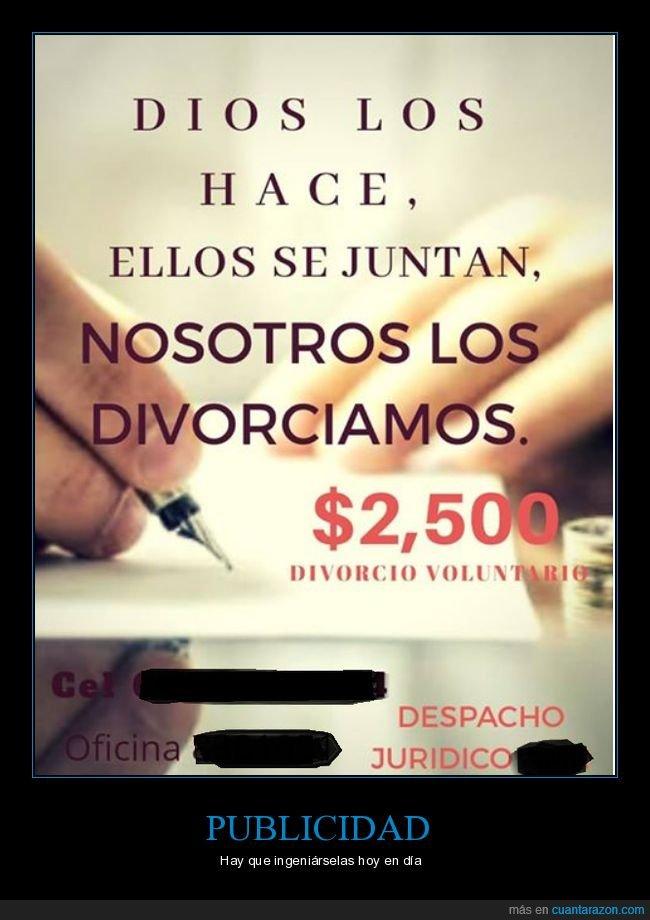 abogados,divorcio,publicidad