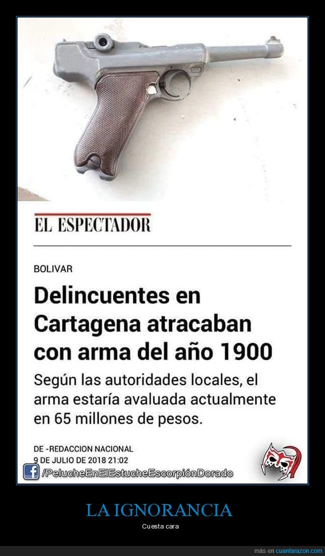 1900,arma,fails,ignorancia