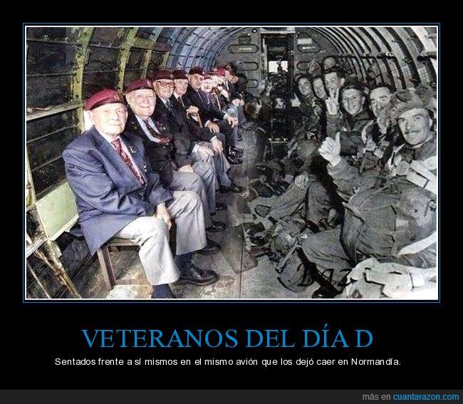 día d,ii guerra mundial,normandía,veteranos