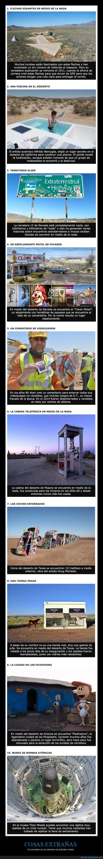 cosas extrañas,desiertos,eeuu,wtf