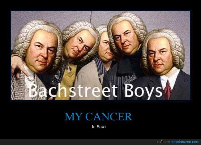 absurdo,bach,bachstreet boys,backstreet boys