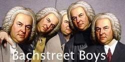 Enlace a Boy band barroca