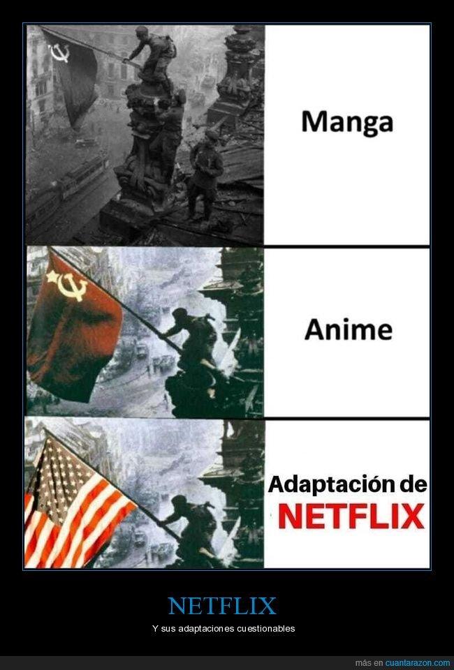 anime,ii guerra mundial,manga,netflix