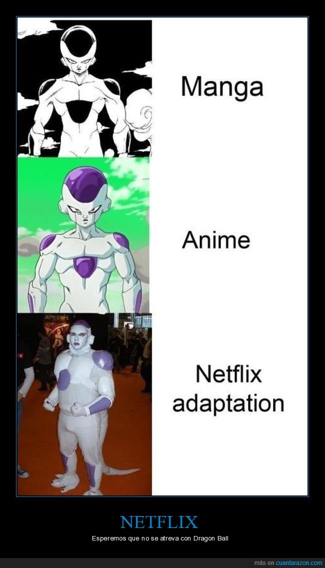 anime,dragon ball,freezer,manga,netflix