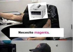 Enlace a Cosas de impresoras