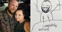 Enlace a Esta mujer dibujó un cómic para explicarle a su marido por qué está tan cansada