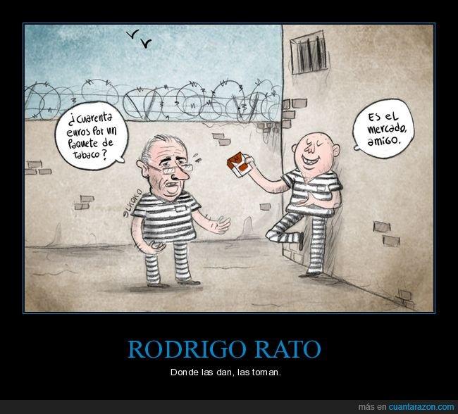 cárcel,mercado,políticos,precio,rodrigo rato,tabaco