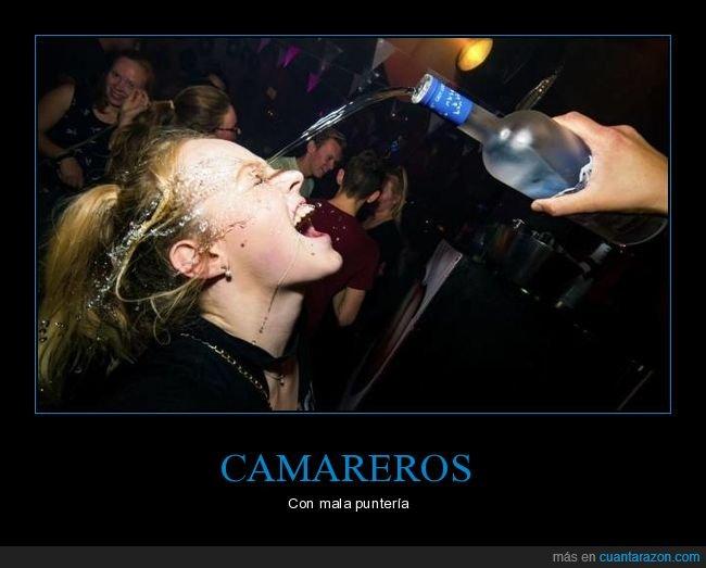botella,camarero,fail,ojo