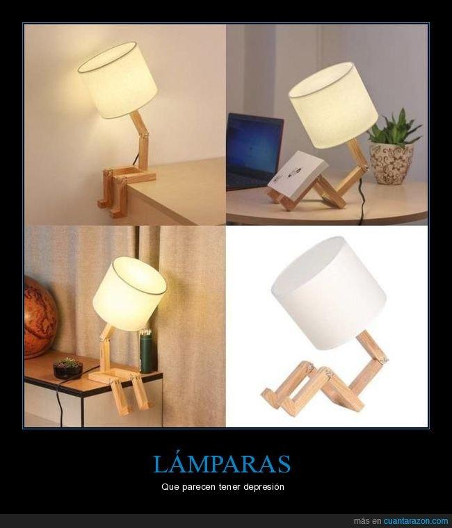 lámpara,triste,wtf