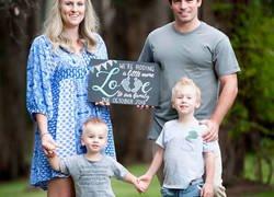"""Enlace a Este trabajador padre de 3 hijos dice que la vida diaria de su esposa es """"fácil"""" y las madres están de acuerdo"""