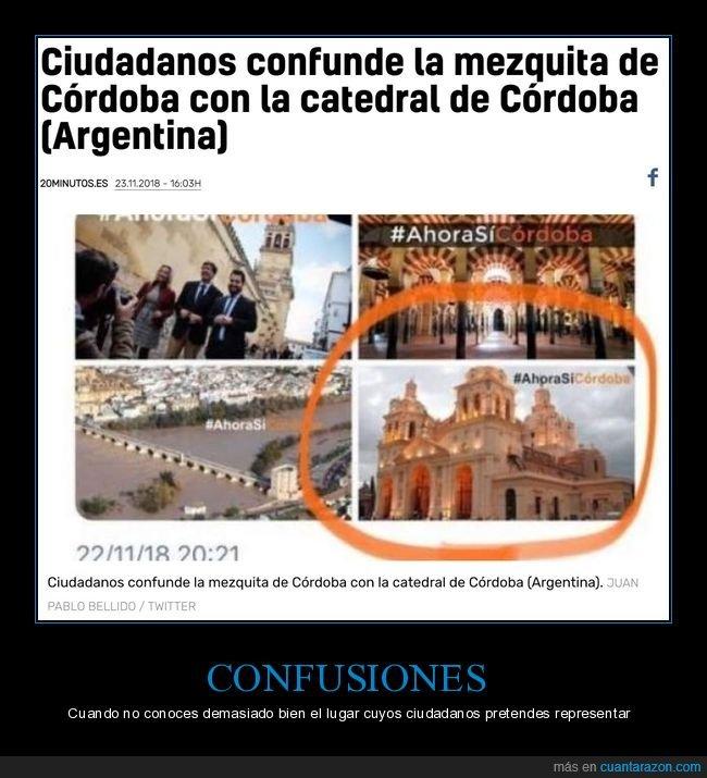 argentina,catedral,ciudadanos,confución,córdoba,mezquita