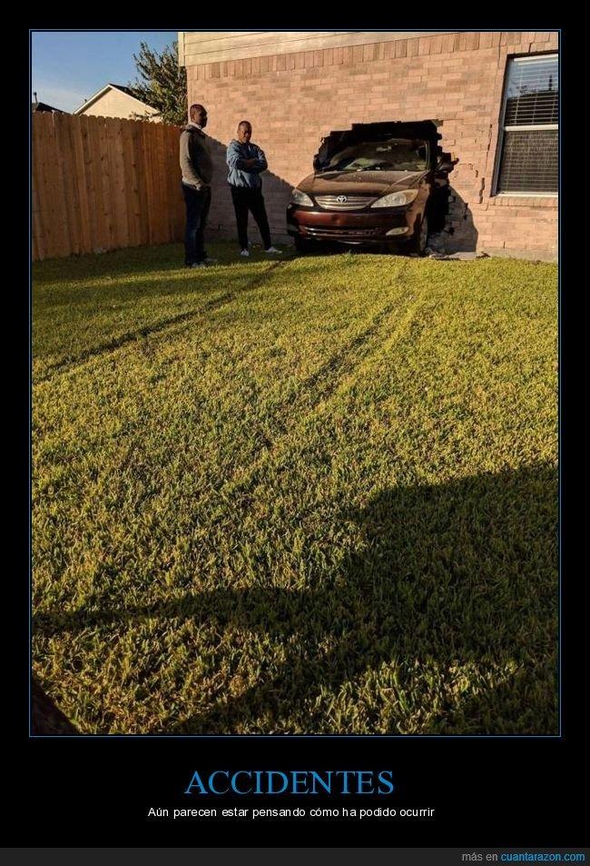 accidente,casa,coche