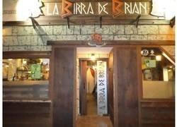 Enlace a Bares y restaurantes con nombres creativos