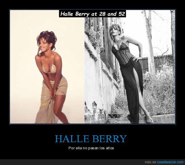 ahora,antes,edad,halle berry