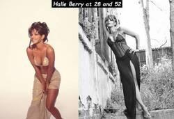 Enlace a La eterna juventud de Halle Berry