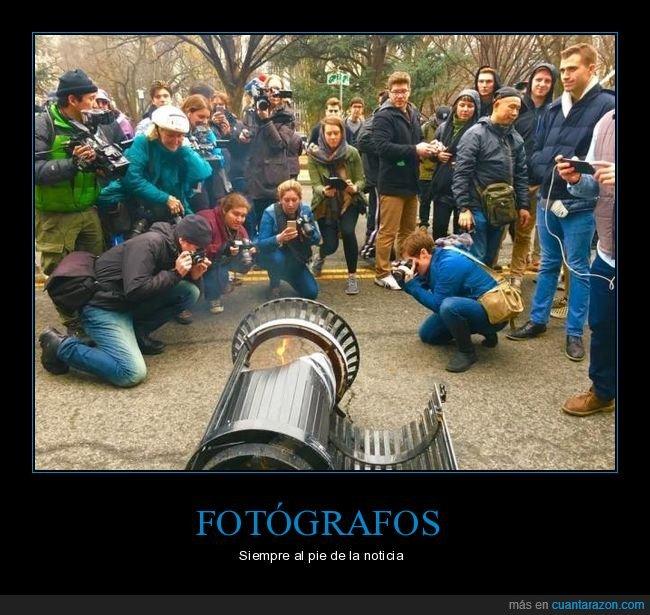 ardiendo,fotógrafos,fotos,papelera
