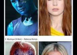 Enlace a Actores detrás de los personajes de películas famosas que son difíciles de reconocer sin su maquillaje