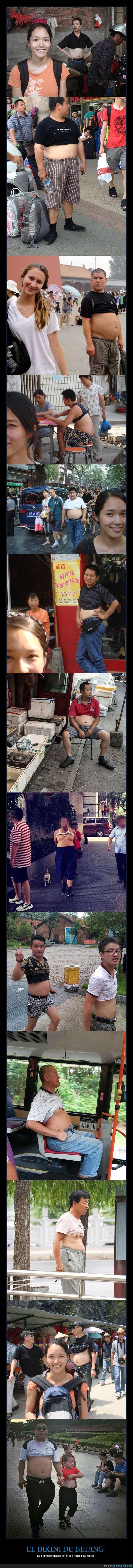 bikini de beijing,camiseta,chinos,tendencias