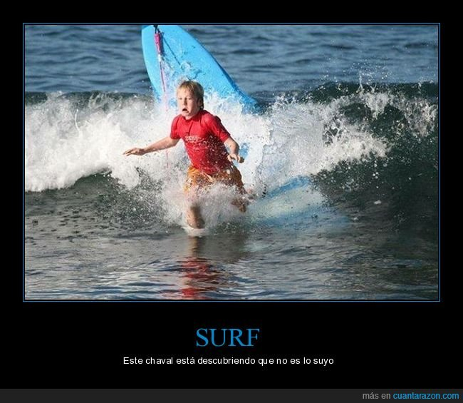 cara,miedo,niño,playa,surf