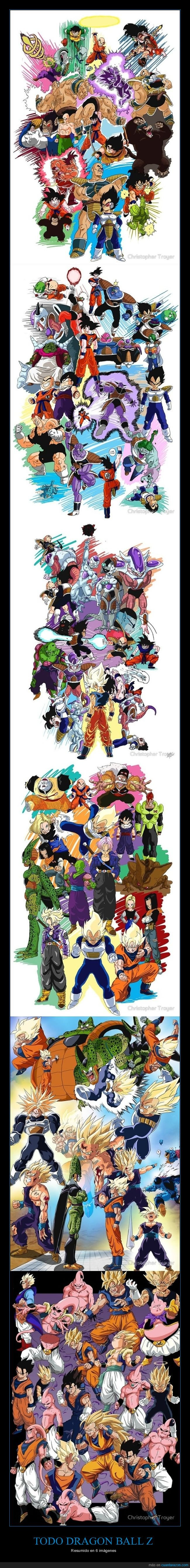 dragon ball,resumen