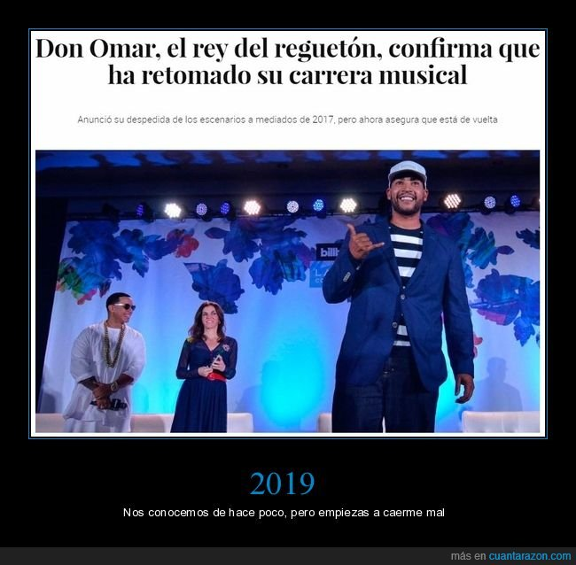 2019,don omar,reguetón