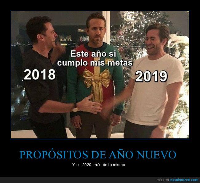 2019,año nuevo,metas