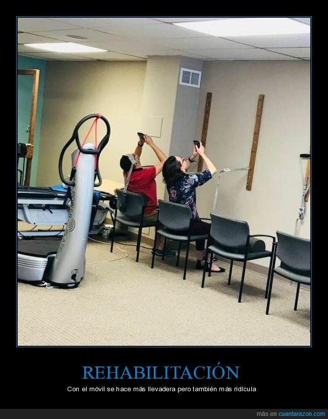 móviles,postura,rehabilitación,wtf