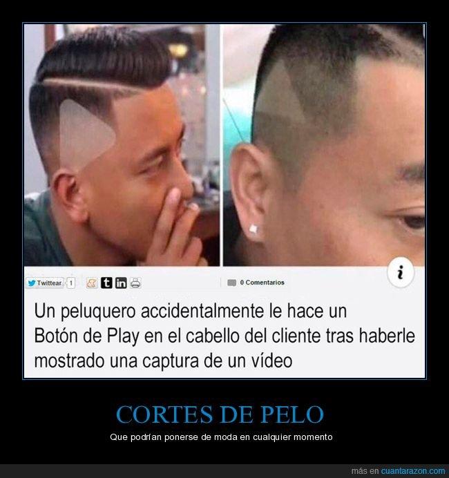 corte de pelo,fails,peluquero,play