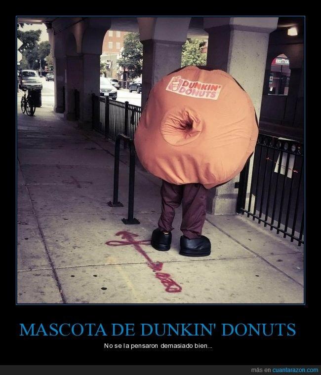 donut,dunkin' donuts,mascota,ojete
