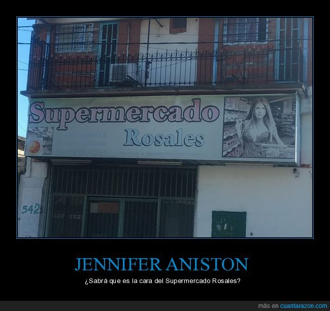 jennifer aniston,supermercado,wtf